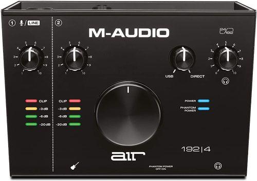 Interfaz M-Audio Air192/4 , un