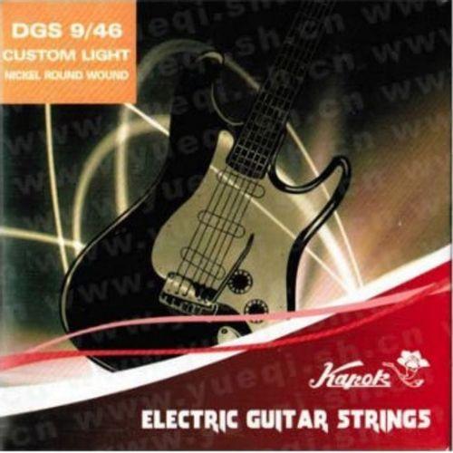 Cuerdas Guitarra Eléctrica Kapok  6 Cuerdas